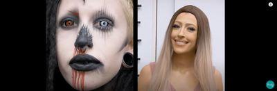 Hihetetlen átváltozás! Modellé alakították a hátborzongató külsővel rendelkező lányt