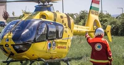 15 katona sérült meg Pápán a bázisrepülőtér környékén
