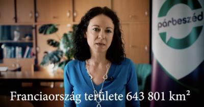 Szabó Tímea egy franciaországnyit tévedett + videó