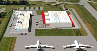 Bővül a Liszt Ferenc repülőtér kargóbázisa