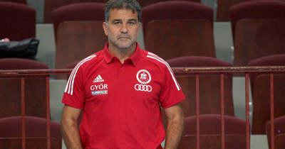 Martín guggolt, pacsizott, reklamált – a Fradi legyőzésével tért vissza