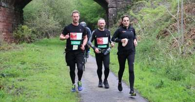 Egyhuzamban száz maratoni – már másodszor!