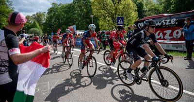 Tour de Hongrie: ausztrál versenyző diadalmaskodott a Kékestetőn – Fotók