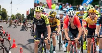 Így közlekedjen Budapesten, itt várhatók korlátozások a Tour de Hongrie zárófutama miatt