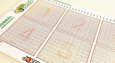 Gyorsan ellenőrizze, kihúzták-e a lottószámait!
