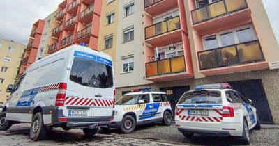 Kisbaba holttestét találták meg egy szombathelyi lakásban