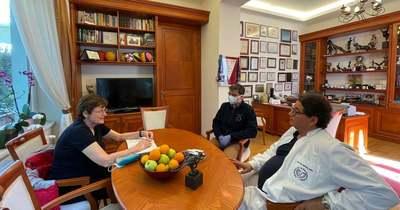 A szívbetegségek elismert kutatója a veszprémi származású Radovits Tamás