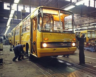 Így készültek a Trabantok, Ikarus buszok és más keleti csodák – galéria