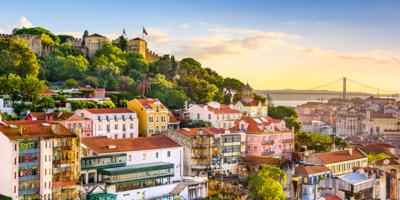 Lisszabon, a pompás sütemény és a villamosok városa