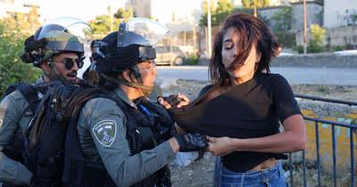 Terjedhet az izraeli-palesztin konfliktus