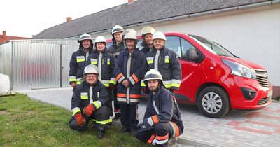 A rábagyarmati önkéntes tűzoltóknak akkor is van tennivalójuk, amikor nincs tűzeset