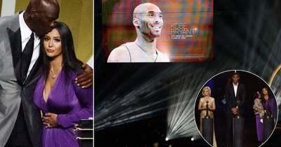 Hivatalosan is halhatatlanná vált Kobe Bryant! Szívszorító beszédet mondott felesége – Videó!