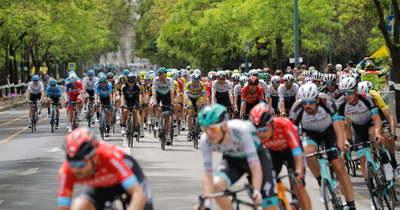 Kint jártunk a Tour de Hongrie fővárosi szakaszán – Így zajlott a kerékpárverseny Budapesten – Fotók!