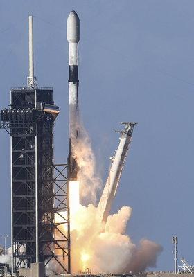 Starlink műholdakkal segítik az internetes lefedettséget