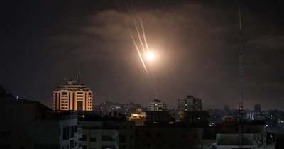 Folytatódtak a rakétatámadások Izrael és a Gázai övezet között