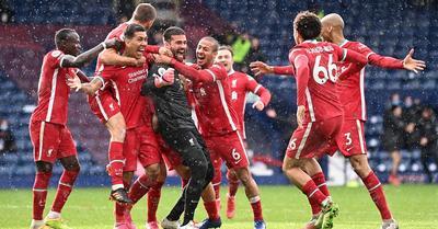 PL: Alisson 95. perces fejes góljával nyert a Liverpool idegenben