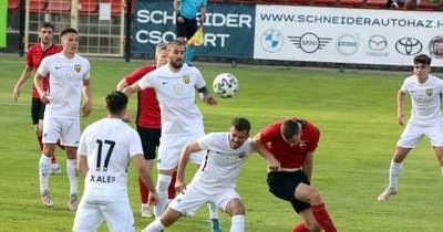 Két piros lap, két gól a PMFC vereséggel zárta rendkívüli idényét