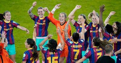 A barcelonai urak csak álmodoznak róla, de a hölgyek BL-t nyertek