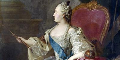 Nagy Katalin cárnő: 8 év házasság után még szűz volt, majd híres férfifaló lett belőle