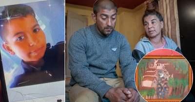 Felfoghatatlan tragédia: megfestette saját temetését a gávavencsellői kisfiú