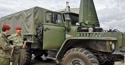 Ne lepődj meg, ha katonai járműveket látsz a tó körül!