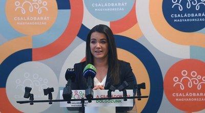 Fontos bejelentést tett a nyári táborokról Novák Katalin