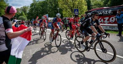 Nemzetközi színvonal a Tour de Hongrie-n
