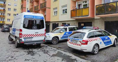 Halott csecsemőt hoztak le a társasházból, bűncselekményre gyanakszanak a hatóságok