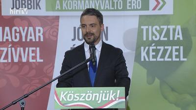 Vona Gábor: Jakab Péter vissza fog lépni Karácsony javára