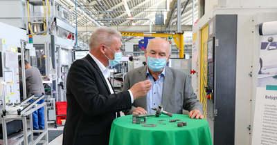 Dr. Hende Csaba: az új üzem iparűzési adóbevétel-többletet is hoz Szombathelynek