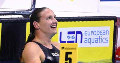 Hosszú Katinka a világ idei legjobb idejével Európa-bajnok