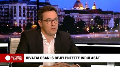 Karácsony: Megválasztásom után nemzetközi angol sajtótájékoztatót fogok tartani