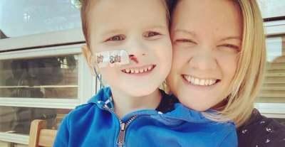 Egy nappal korábban még jól volt, majd az életéért küzdött a 6 éves kisfiú