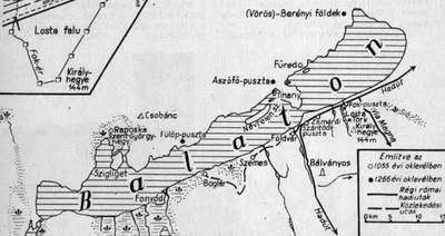 Hová lett a tó közepéről eltűnt sziget? Titokzatos Nazca-vonalak a Balatonnál