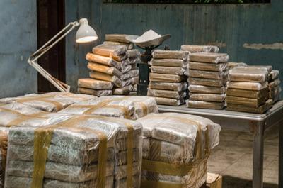 Több száz kilogramm kokaint foglaltak le Koszovóban egy brazil hússzállítmányban