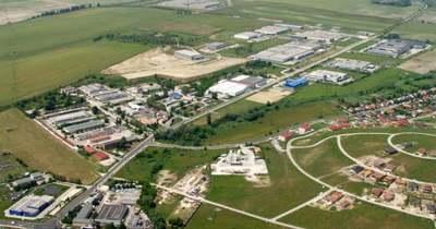 10 ezer négyzetméteres raktárt építenek a tatabányai ipari parkban