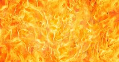 Lángolt egy bácsalmási ház padlástere