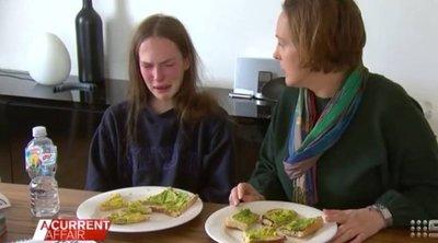 Miért nem engedtek meghalni?! Az étel látványától is kiborul a tini – drámai videó