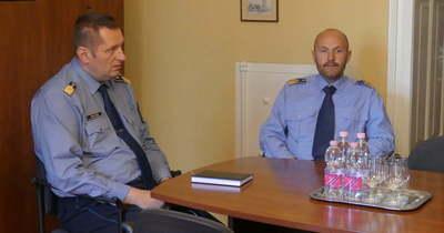 Huszonhárom év szolgálat után távozik a rendőrparancsnok