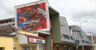 Újragondolt festmények ékesítik Kaposvár forgalmas pontjait