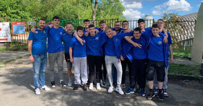 Klubtörténeti sikert értek el a Dombóvári KKE fiataljai