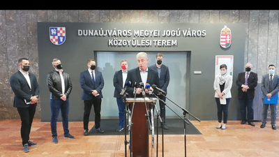 Jobbikos jelölt mögé áll be a DK a dunaújvárosi előválasztáson