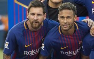 Barca: Messi így akarta a maradásról meggyőzni Neymart