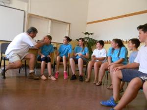Jót tett a táborozó diákoknak a digitális diéta