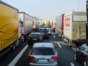 Szerdától lezárják a haladósávot az M1-en: szinte biztos lesz a torlódás