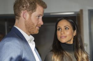 Rangos címet kap Harry herceg és menyasszonya