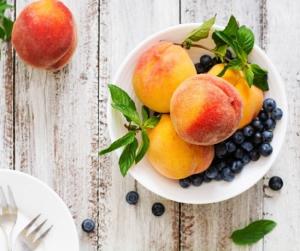Fogyj egy hétvége alatt másfél kilót! Itt az őszibarack diéta mintamenüvel!