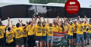 Magyar vastaps is zúgott Buffonnak Torinóban