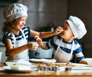 Így lesz örömteli a főzés gyerekkel