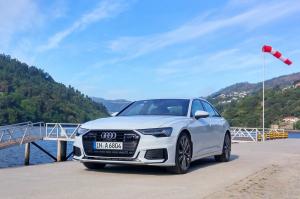 Dízelre vált az Audi S6, a zöld rendszámos A6-osra még bő két évet kell várnunk